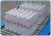 矿泉水饮料收缩包装案例